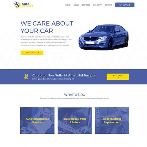Astra Car repair