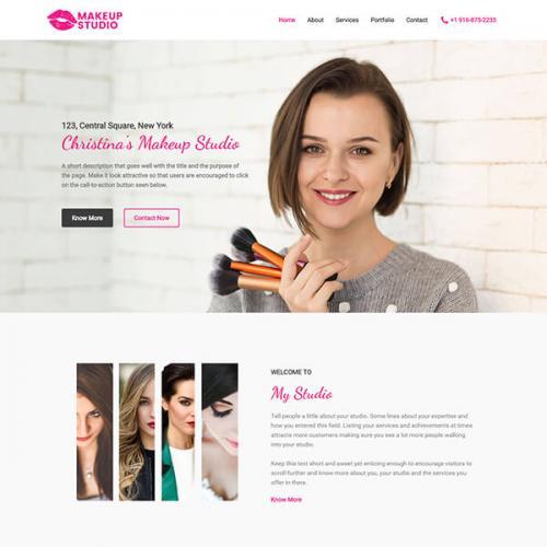 Astra-Makeup Artist