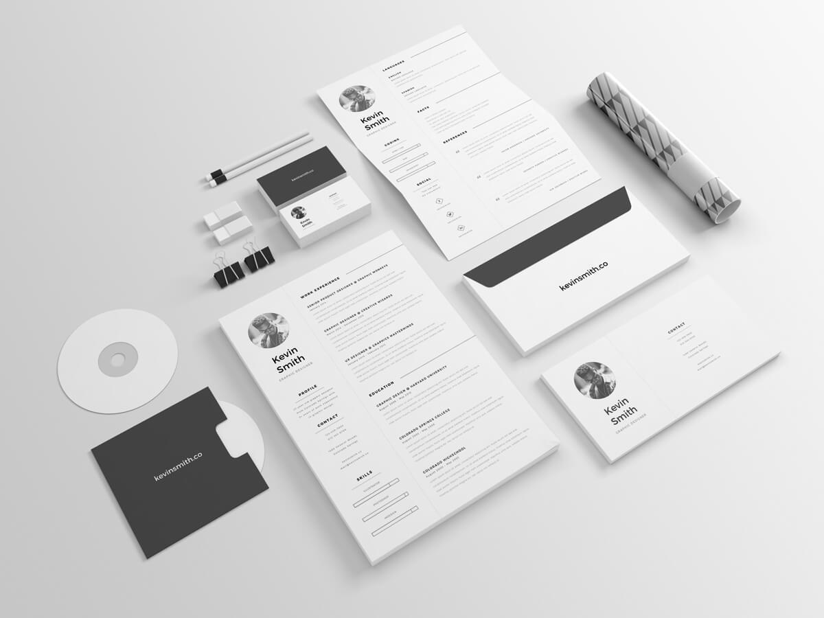 Резюме, сайт визитка